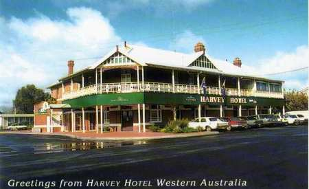 Harvey Hotel - Tweed Heads Accommodation