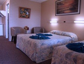 Whitsunday Palms Motel - Tweed Heads Accommodation