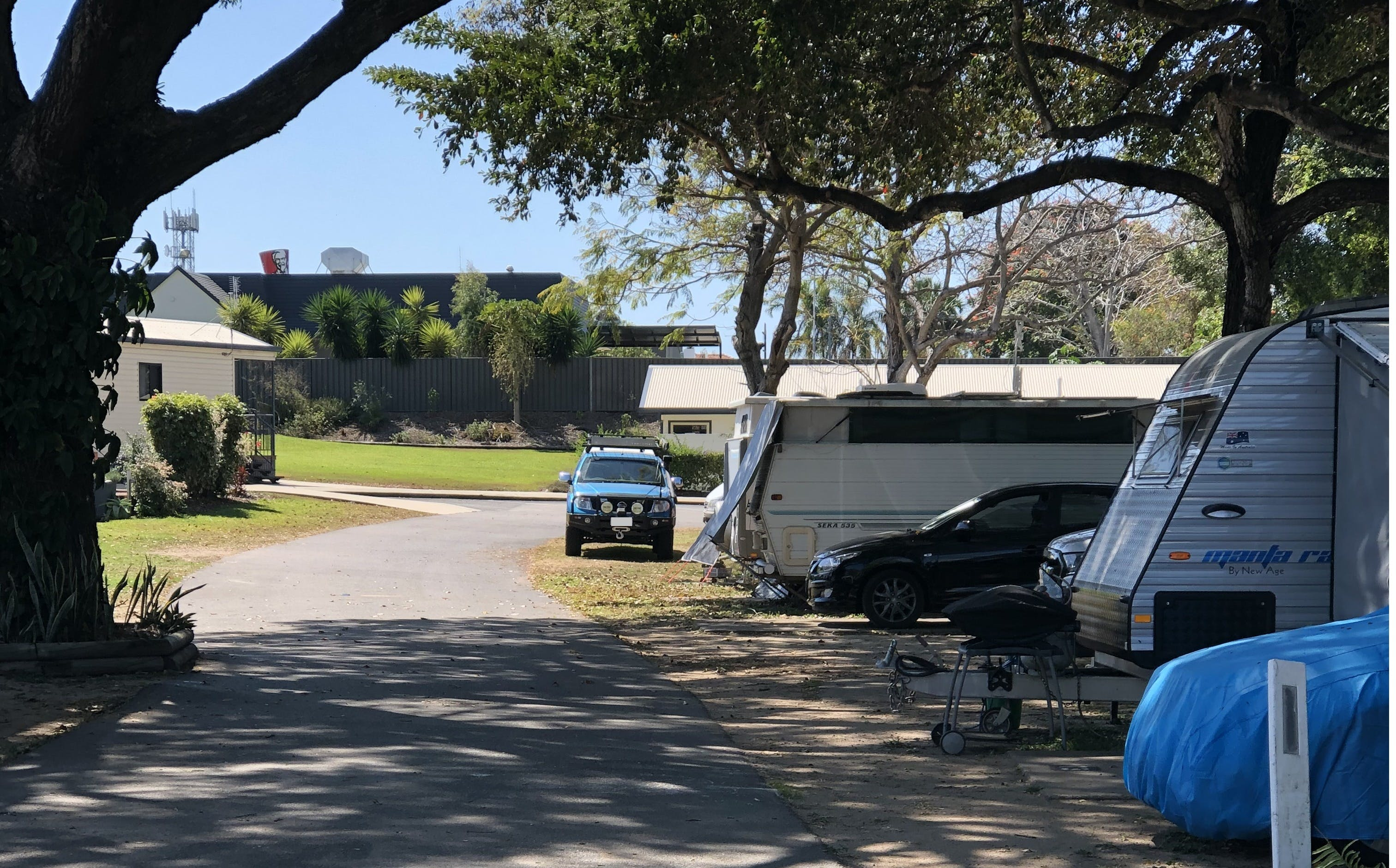 Burdekin Cascades Caravan Park - Tweed Heads Accommodation