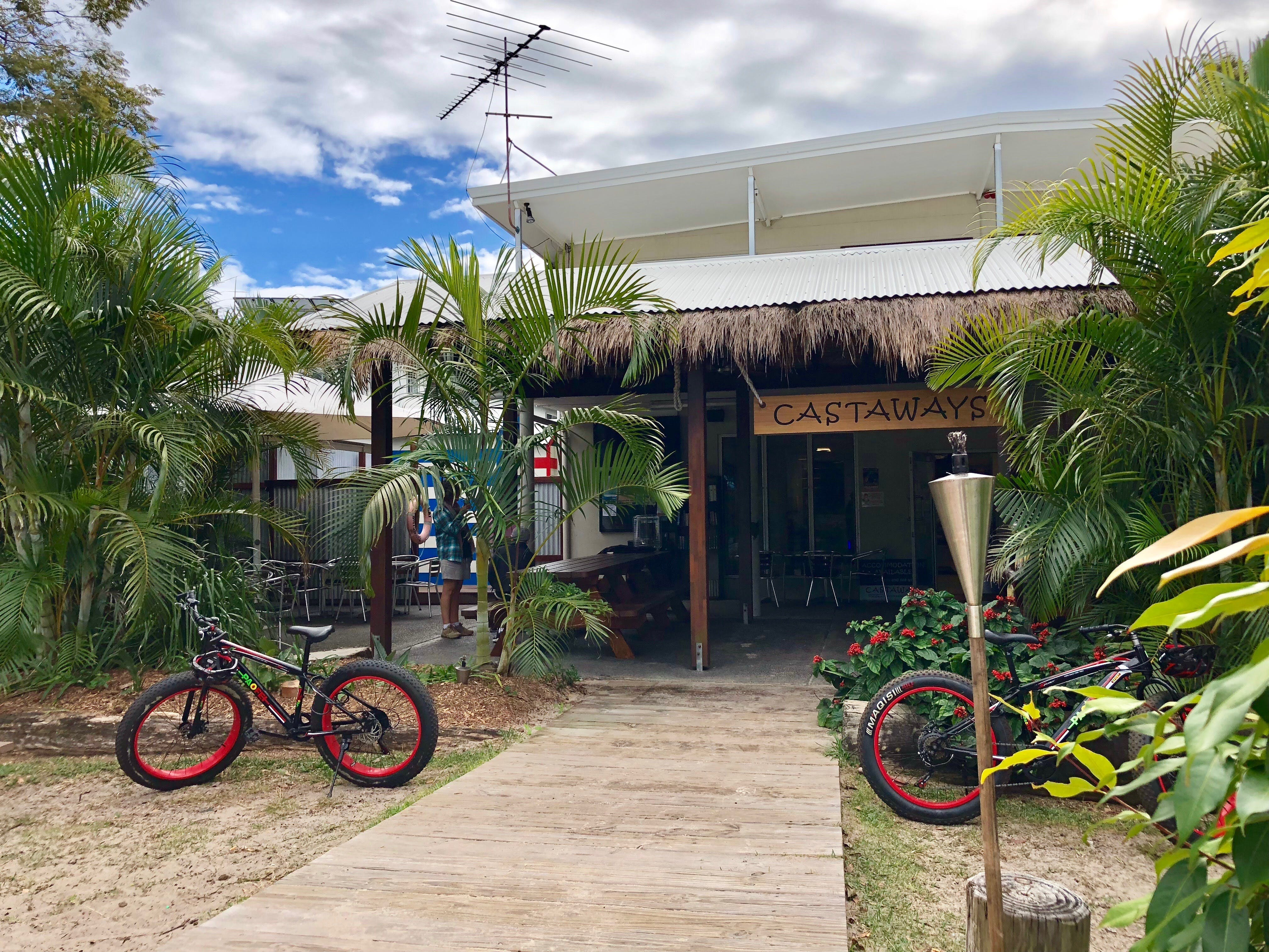 Castaways Moreton Island - Tweed Heads Accommodation