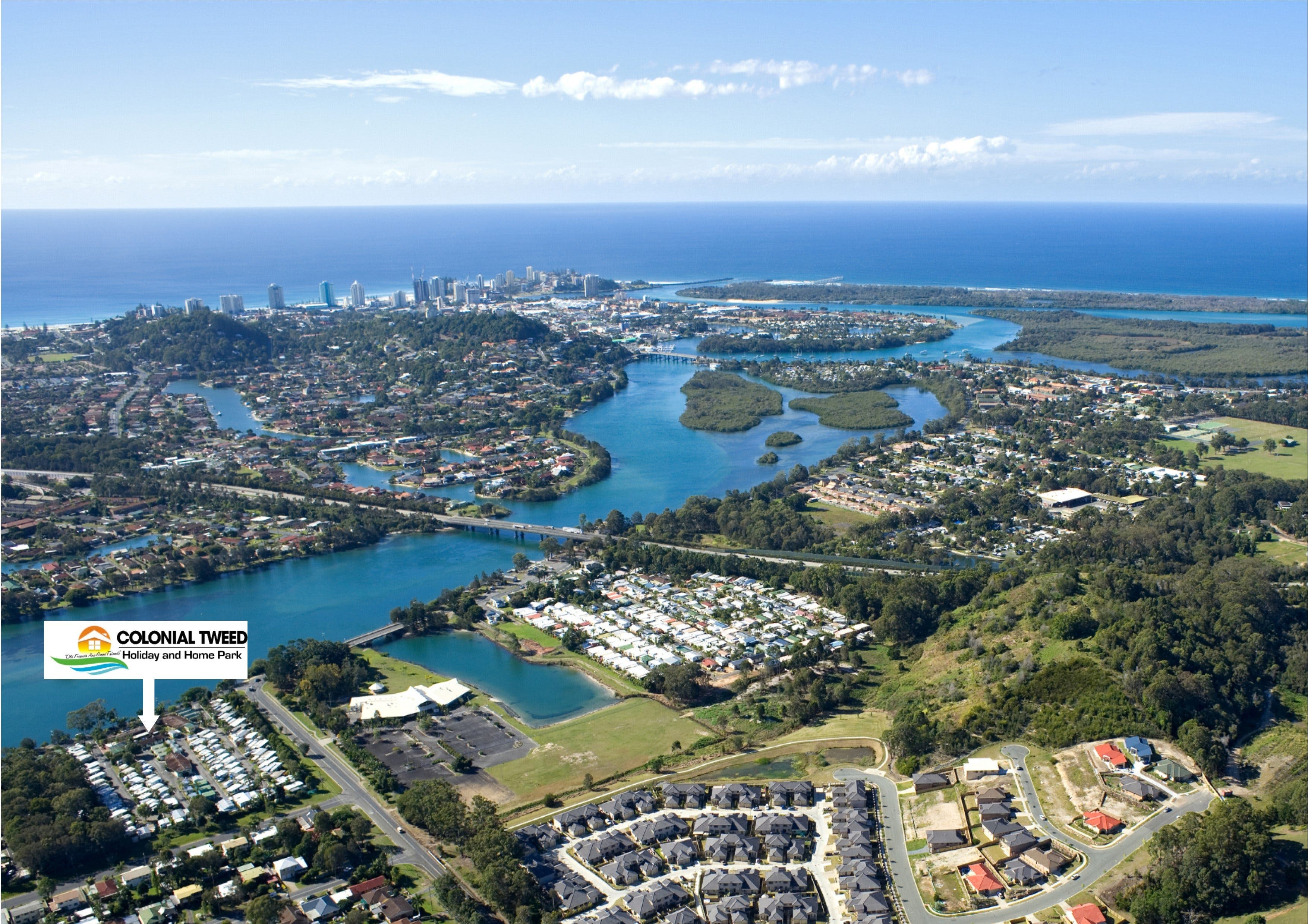 Colonial Tweed Holiday and Home Park - Tweed Heads Accommodation
