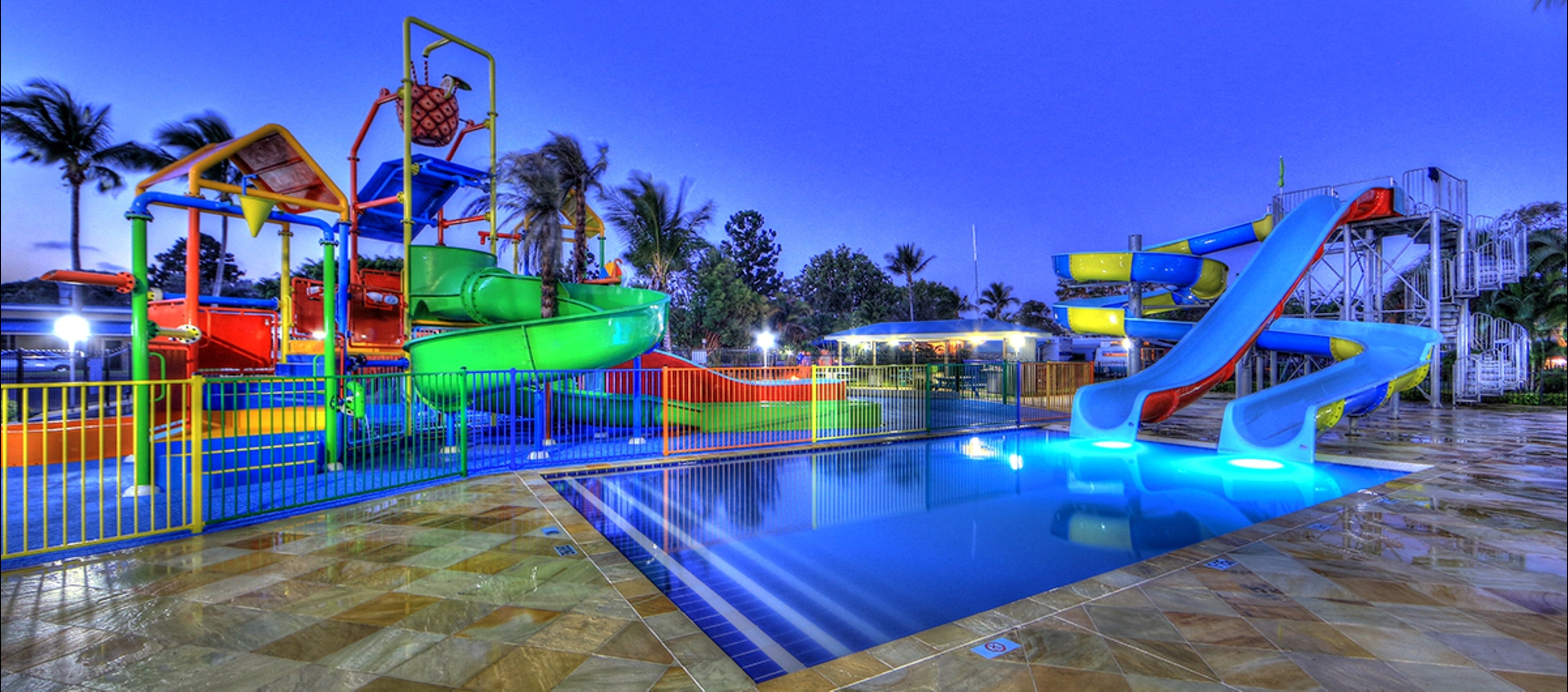 Discovery Parks - Coolwaters Yeppoon - Tweed Heads Accommodation