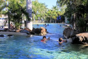 Big4 Aussie Outback Oasis Holiday Park - Tweed Heads Accommodation