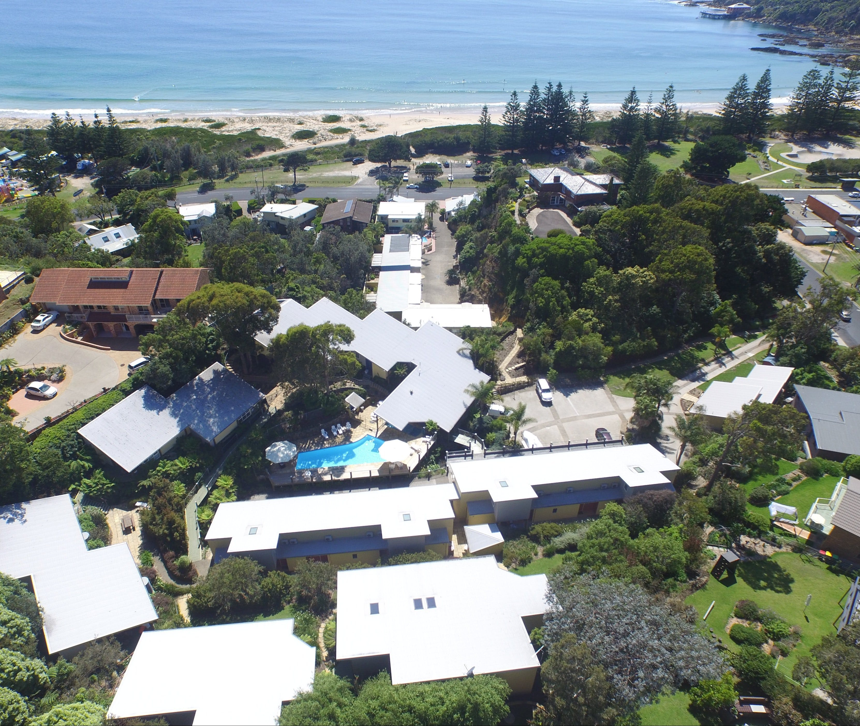 Tathra Beach House Apartments - Tweed Heads Accommodation