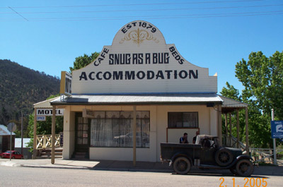 Snug as a Bug Motel - Tweed Heads Accommodation