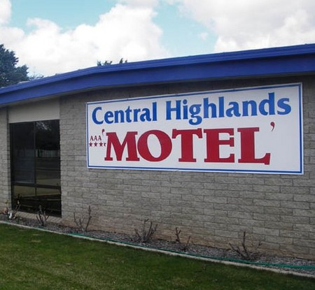 Central Highlands Motor Inn - Tweed Heads Accommodation