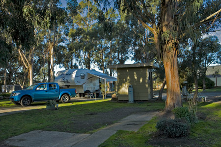 Shady Acres Caravan Park Ballarat - Tweed Heads Accommodation