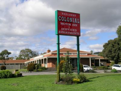 Ballarat Colonial Motor Inn - Tweed Heads Accommodation