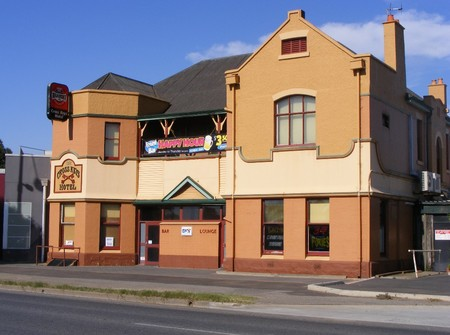 Cross Keys Hotel - Tweed Heads Accommodation