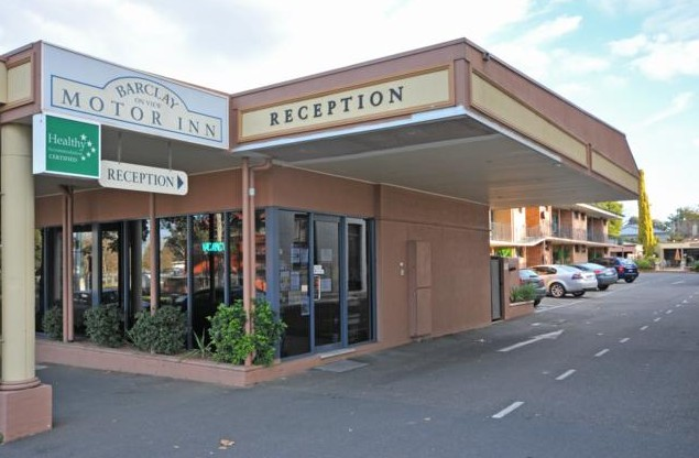 Barclay On View Motor Inn - Tweed Heads Accommodation
