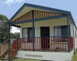 Rose Gardens Beachside Holiday Park - Tweed Heads Accommodation