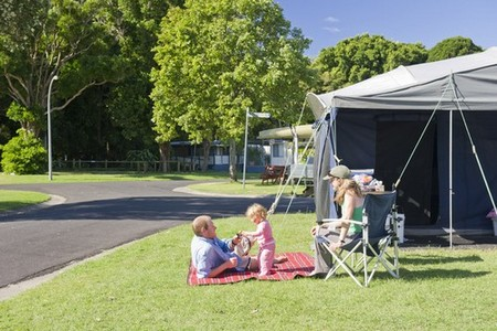 Silver Sands Holiday Park - Tweed Heads Accommodation
