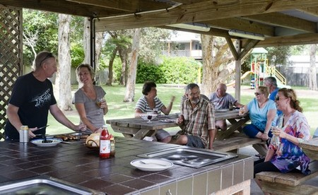 Beachfront Holiday Park - Tweed Heads Accommodation