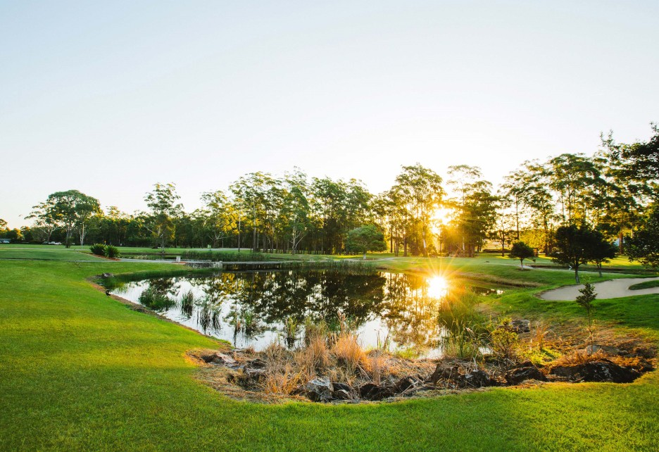 Tallwoods Golf Course and Resort - Tweed Heads Accommodation