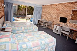 Sunshine Coast Motor Lodge - Tweed Heads Accommodation