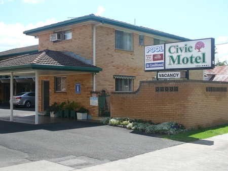 Civic Motel Grafton - Tweed Heads Accommodation