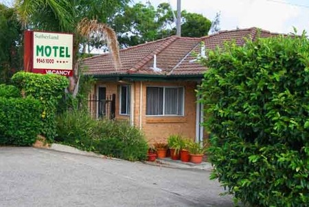 Sutherland Motel - Tweed Heads Accommodation
