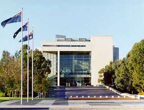 High Court of Australia Parkes Place - Tweed Heads Accommodation