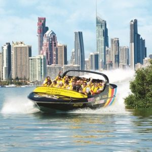 Paradise Jetboating - Tweed Heads Accommodation