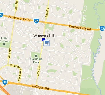 Wheelers Hill Shopping Centre - Tweed Heads Accommodation