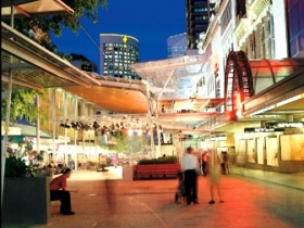 Queen Street Mall - Tweed Heads Accommodation