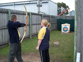 Bairnsdale Archery Mini Golf  Games Park - Tweed Heads Accommodation