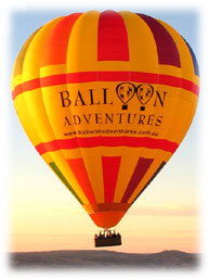 Balloon Adventures Barossa Valley - Tweed Heads Accommodation