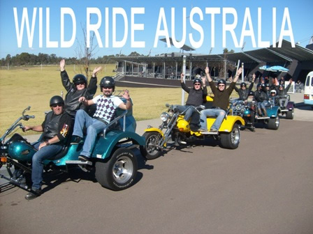 A Wild Ride - Tweed Heads Accommodation