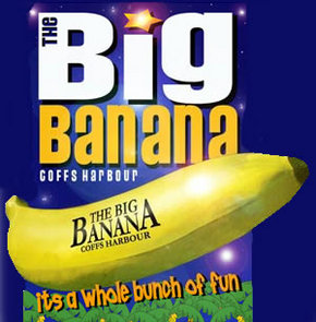 Big Banana - Tweed Heads Accommodation