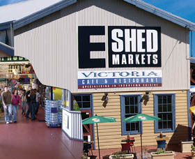 The E Shed Markets - Tweed Heads Accommodation