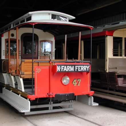 Brisbane Tramway Museum - Tweed Heads Accommodation