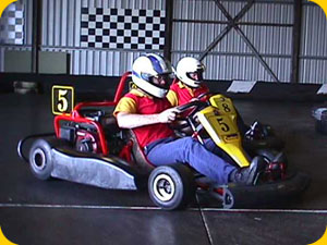 Indoor Kart Hire - Tweed Heads Accommodation