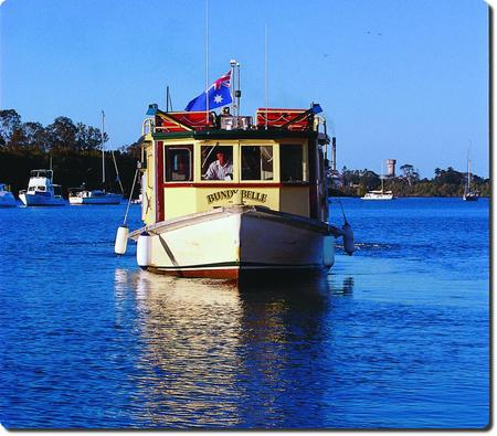 Bundy Belle River Cruise - Tweed Heads Accommodation
