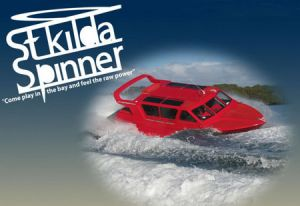 St Kilda Spinner Jet Boat Rides - Tweed Heads Accommodation