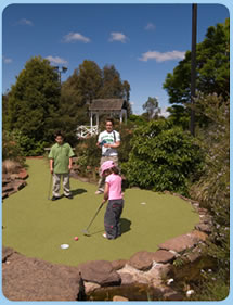 Wetlands Mini Golf - Tweed Heads Accommodation