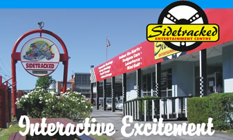 Sidetracked Entertainment Centre - Tweed Heads Accommodation