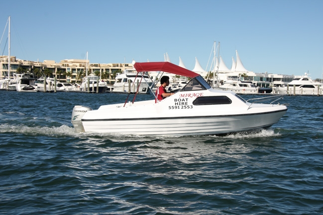Mirage Boat Hire - Tweed Heads Accommodation