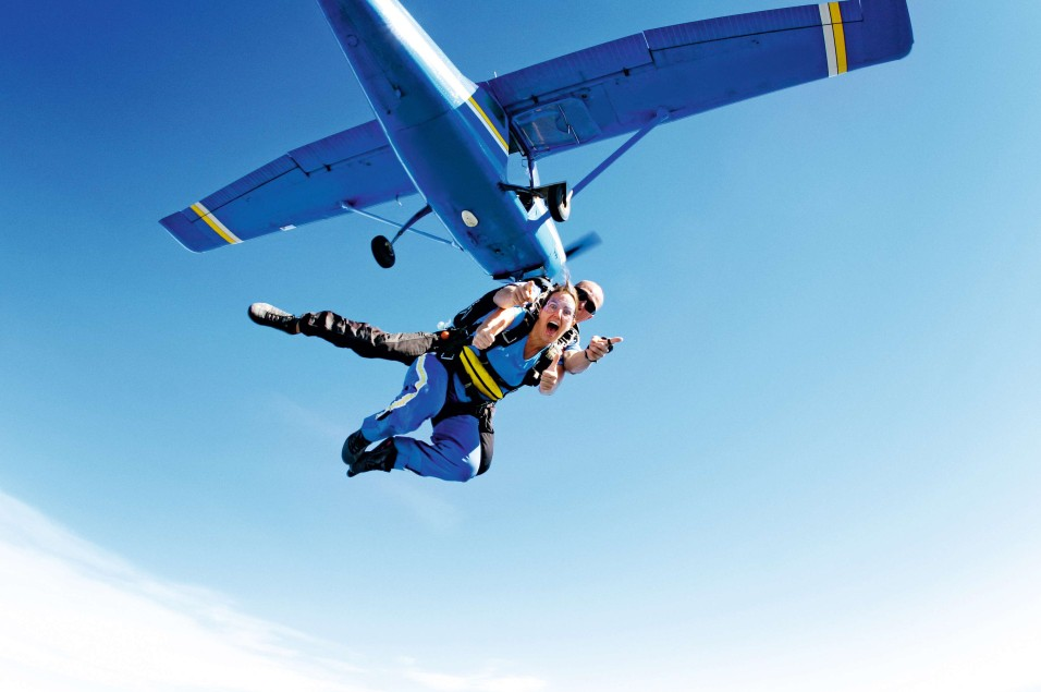 Skydive the Beach and Beyond Yarra Valley - Tweed Heads Accommodation