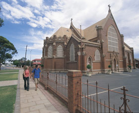 St Mary's Church - Tweed Heads Accommodation