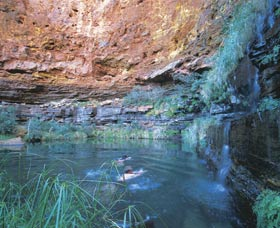 Dales Gorge and Circular Pool - Tweed Heads Accommodation