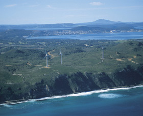 Albany Wind Farm - Tweed Heads Accommodation