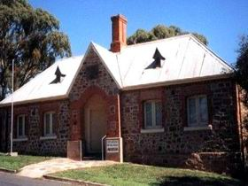 Old Police Station Museum - Tweed Heads Accommodation