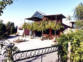 The Terrace Gallery at Patly Hill Farm - Tweed Heads Accommodation