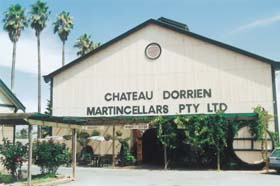 Chateau Dorrien Winery - Tweed Heads Accommodation