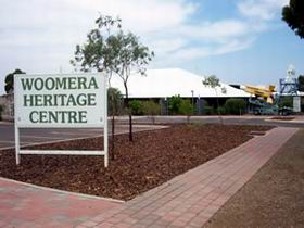 Woomera Heritage and Visitor Information Centre - Tweed Heads Accommodation
