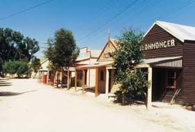 Old Tailem Town Pioneer Village - Tweed Heads Accommodation