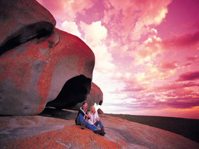 Remarkable Rocks Flinders Chase National Park - Tweed Heads Accommodation