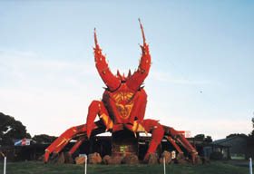 The Big Lobster - Tweed Heads Accommodation