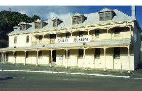 Eric Thomas Galley Museum - Tweed Heads Accommodation