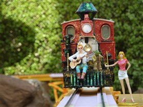 Penola Fantasy Model Railway and Rose's Tearoom - Tweed Heads Accommodation